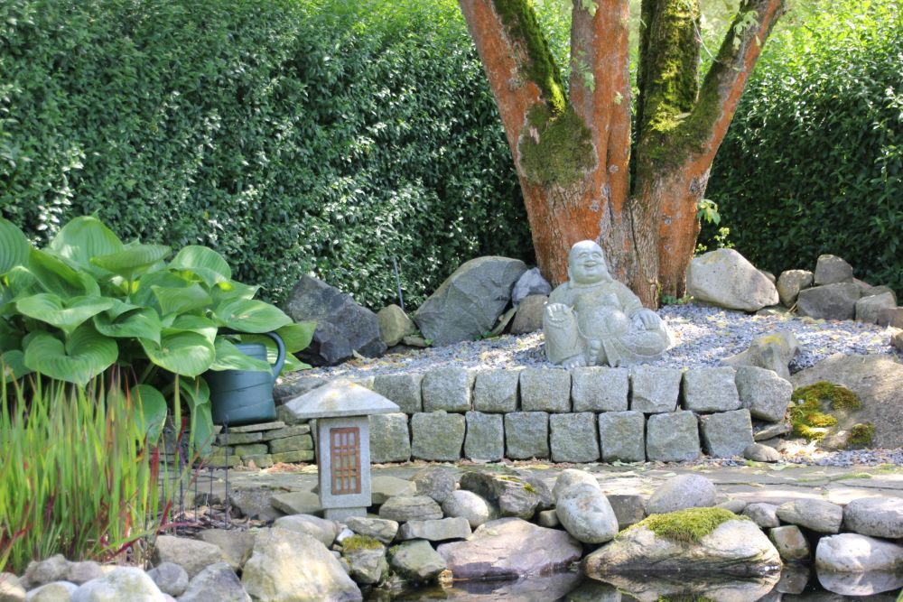 Gartengestaltung infocenter der koi shop for Gartengestaltung granit