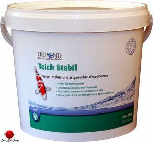 Aqualogistik Teich Stabil