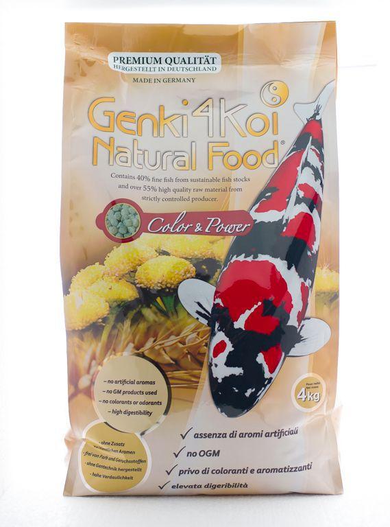 Genki Koi Natural Food