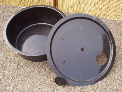 Deckel 60 120 cm der koi shop gmbh co kg for Deckel rund 60 cm