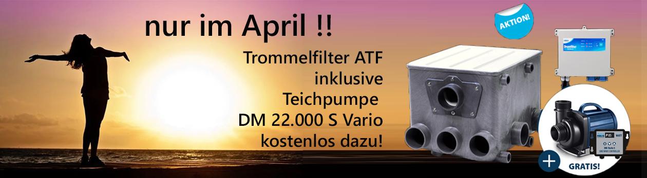 Aktion ATF mit DM Vario